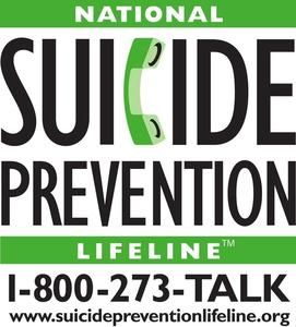 National Suicide Prevention Lifeline image